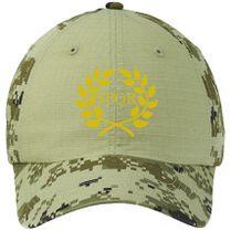 54e9f6b7e Jupiter Camp Camouflage Cotton Twill Cap (Embroidered) - Customon.com
