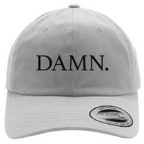 b7e55a7672a BE HUMBLE. Kendrick Lamar Cotton Twill Hat (Embroidered)