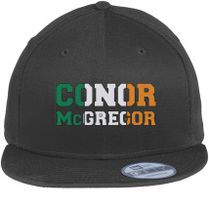 2a33ae27c82 CONOR MCGREGOR IRISH New Era Snapback Cap (Embroidered) - Customon.com