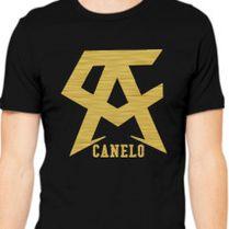 CANELO ALVAREZ - CANELO - GOLD Men s T-shirt 5fe4554b4751