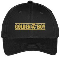 aff276a4e CANELO ALVAREZ - GOLDEN BOY - GOLD New Era Snapback Cap (Embroidered ...