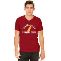 0ca7bb3c915 Men   Unisex. Central City Running Club V-Neck T-shirt