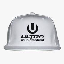 reputable site 27b4d 62127 Ultra Music Festival Logo Snapback Hat