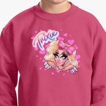 Trixie mattel5 Kid's Sweatshirts   Customon
