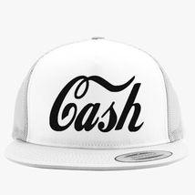 856cd96e8 Johnny cash man in black foam Trucker Hats | Customon