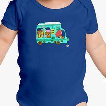 504aac070 Van halen white Baby Onesies | Customon