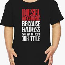 e75daa8b6 Hvac tech because badass in not official job Toddler T-shirts | Customon