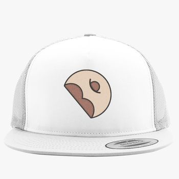 a1723f83fe5 The Big Donut Trucker Hat (Embroidered) - Customon.com