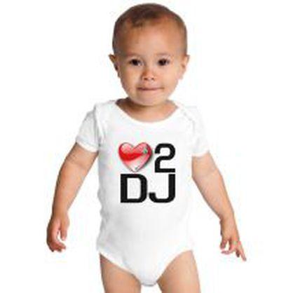 aeefb22770f7bf LOVE 2 DJ Kids Tank Top - Customon.com