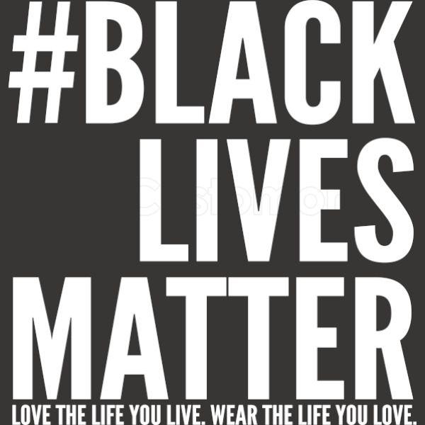 Black Lives Matter Youth T Shirt Customon