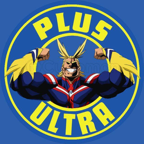 My Hero Academia Plus Ultra Youth T Shirt Customon