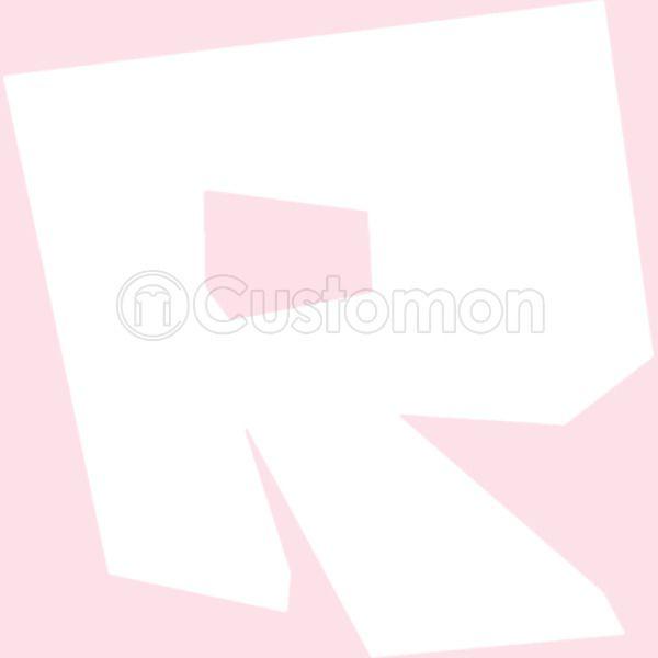Roblox Logo Baby Bib Customon
