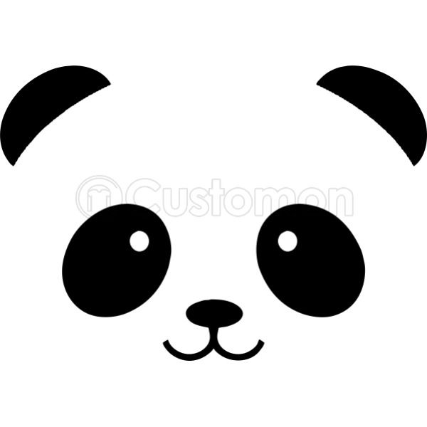Roblox Bear Mask For Kids Panda Bear Shirt Tee Animal Lover Toddler T Shirt Customon