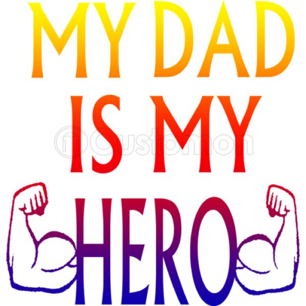 Regalo para Padres y Beb/és EN un Camiseta para Beb/és y Una Camiseta de Hombre a Juego Baby Bunny MY Dad is My Hero