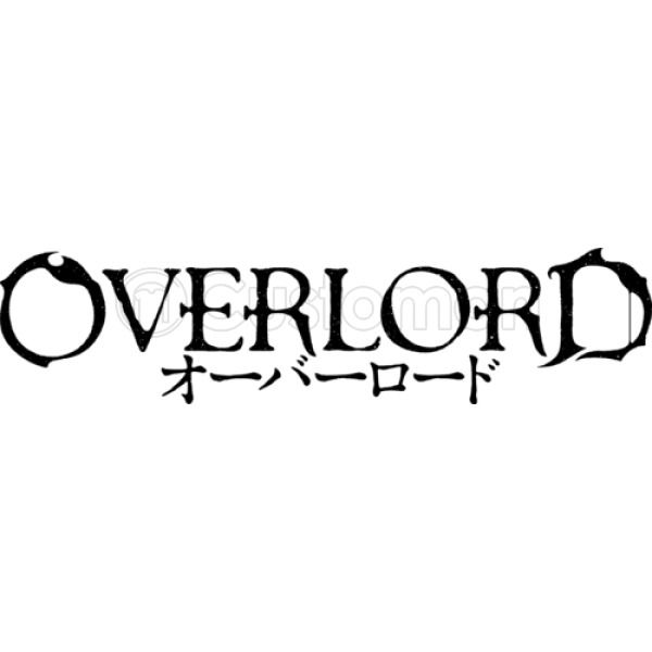 Overlord Anime Logo Travel Mug Customon