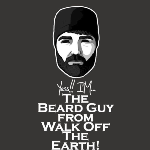 Walk off the earth beard guy