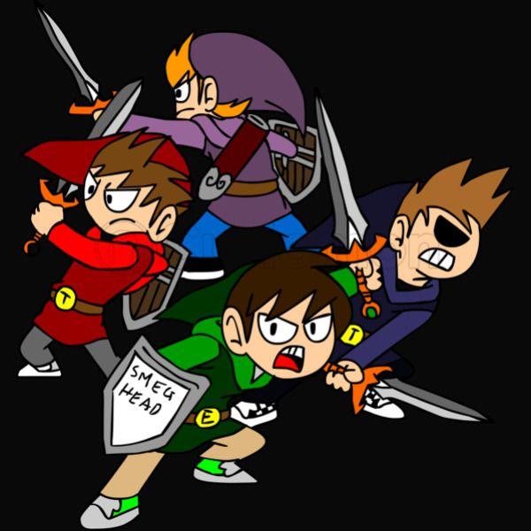Eddsworld Kids Hoodie - Customon