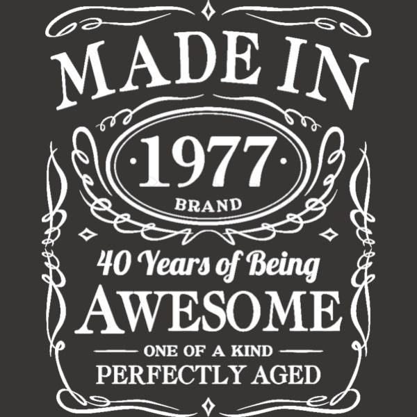 4c76713b79c37 40th Birthday Gift Made In 1977 Awesome iPhone 6/6S Case - Customon