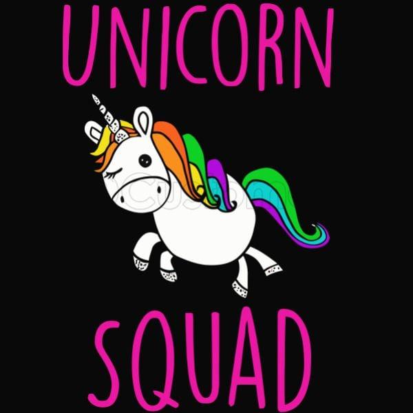 Custom Unicorn Squad Iphone 7 Plus Case