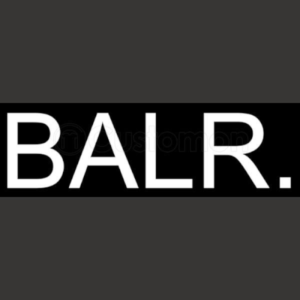 balr logo black iphone x - customon