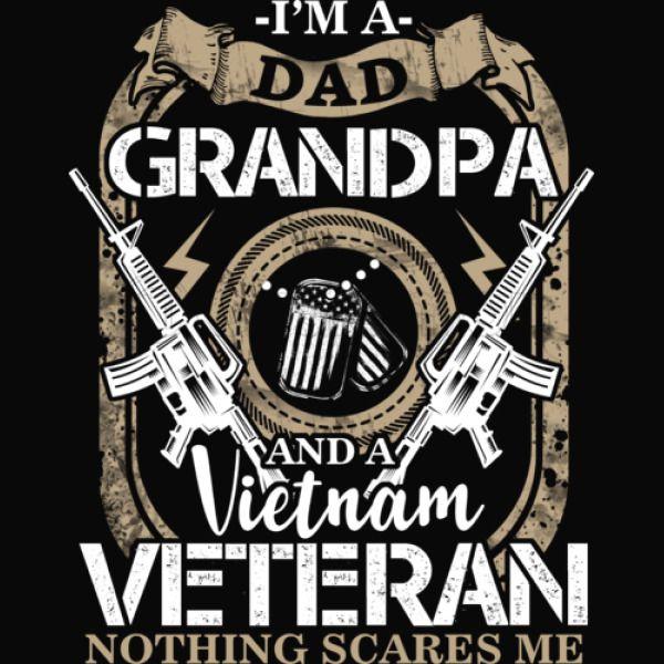 c441e7574 I'm A Dad Grandpa And A Vietnam Veteran Crewneck Sweatshirt - Customon