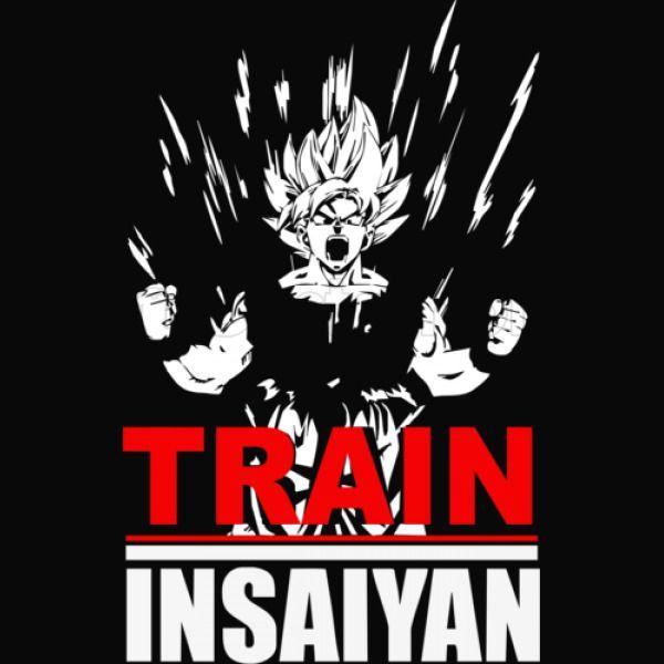 train insaiyan