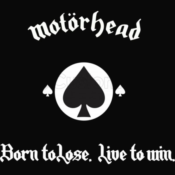Born to lose live to win iphone case