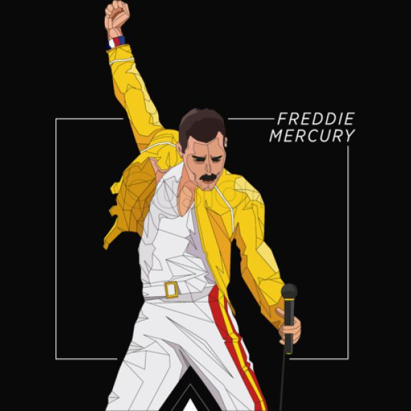 93e9a0e1aeff0 Freddie Mercury iPhone 6 6S Case - Customon
