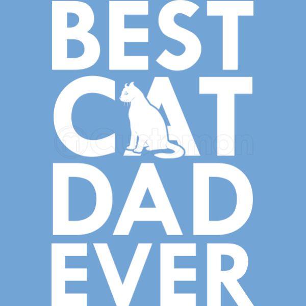 271e2df5 Best Cat Dad Ever Men's Tank Top - Customon