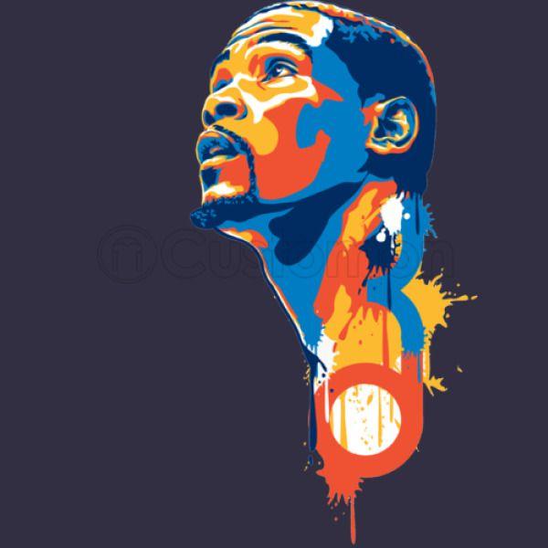 9bc34b31 Kevin Durant V-Neck T-shirt - Customon