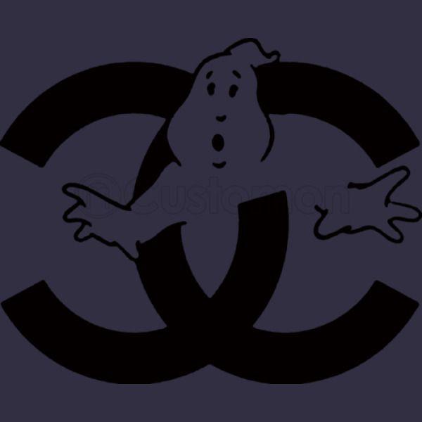 1504cf43c chanel cc parody logo ghost New Era Baseball Mesh Cap ...