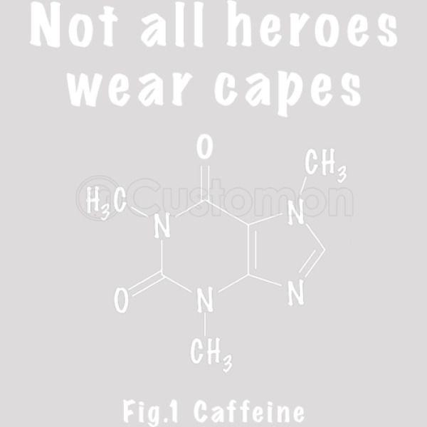 Mug Travel SuperheroCaffeine Molecule Customon SpjqMUzVGL
