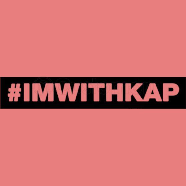 c3645736 Colin Kaepernick I'm With Kap Women's T-shirt - Customon