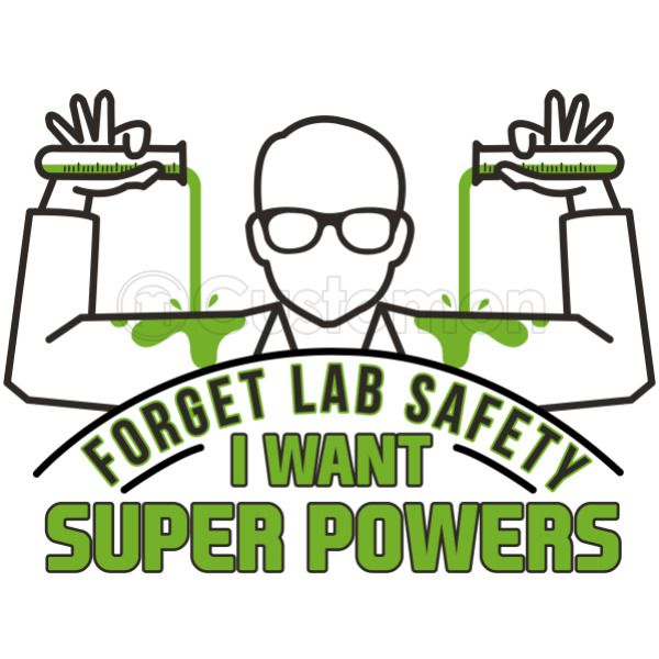 3573e904e Forget Lab safety i want superpowers iPhone 6/6S Case - Customon