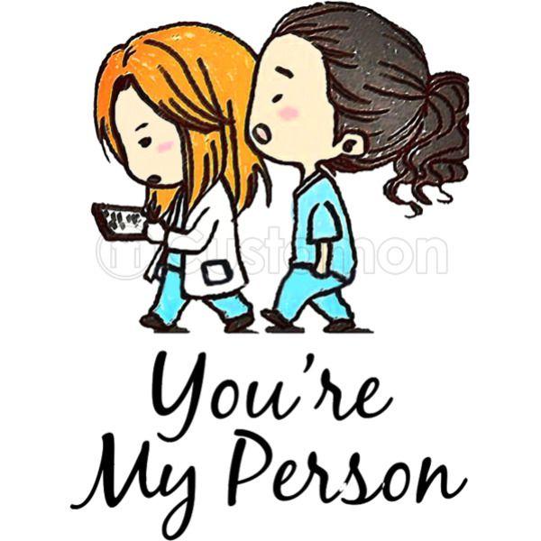 fd952ea865dd2 Grey's Anatomy - You Are My Person iPhone 6/6S Case - Customon