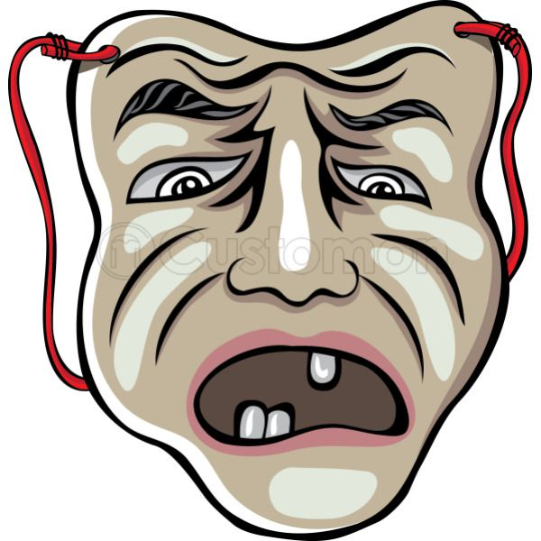 Ugly Face Opera Youth T Shirt Customon - icon friendly 01 roblox faces tongue out clipart clipart