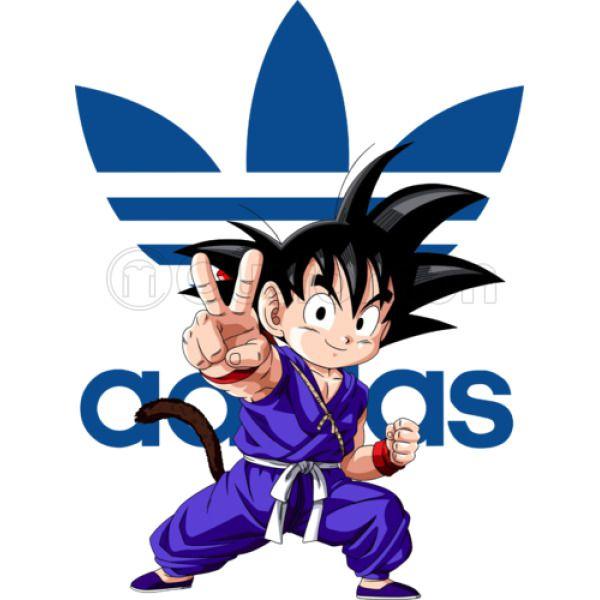 tee shirt adidas dbz
