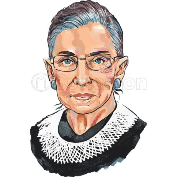 969e66decd Supreme Court Justice Ruth Bader Ginsburg iPhone 6/6S Plus Case ...