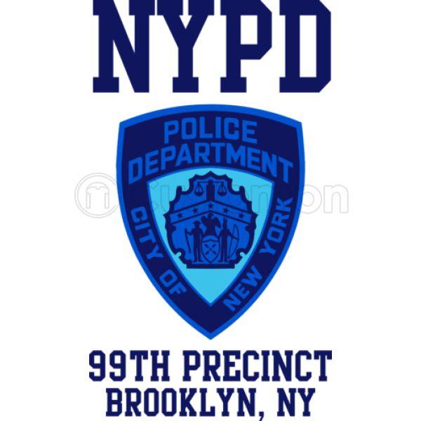 11ca2b1bd 99TH PRECINCT - BROOKLYN NY iPhone 6/6S Case - Customon