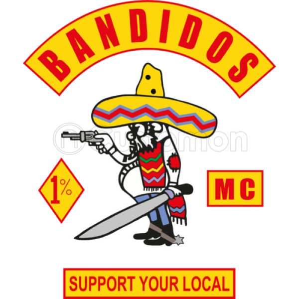 Support your local bandidos hat