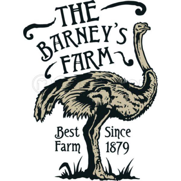 cc9744f728206 The Barney`s Ostrich Farm T-Shirt Toddler T-shirt - Customon