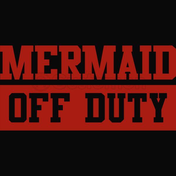 d4951844a28 Mermaid Off Duty New Era Snapback Cap - Embroidery +more