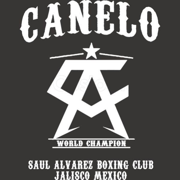 Canelo Alvarez V Neck T Shirt Customon