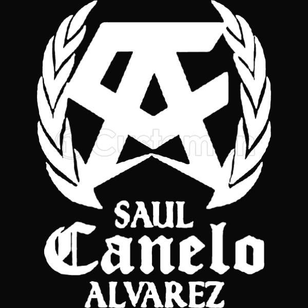 Saul Canelo Alvarez White Baby Bib Customon