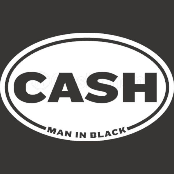 3933886f8 Johnny Cash Man In Black Trucker Hat - Embroidery