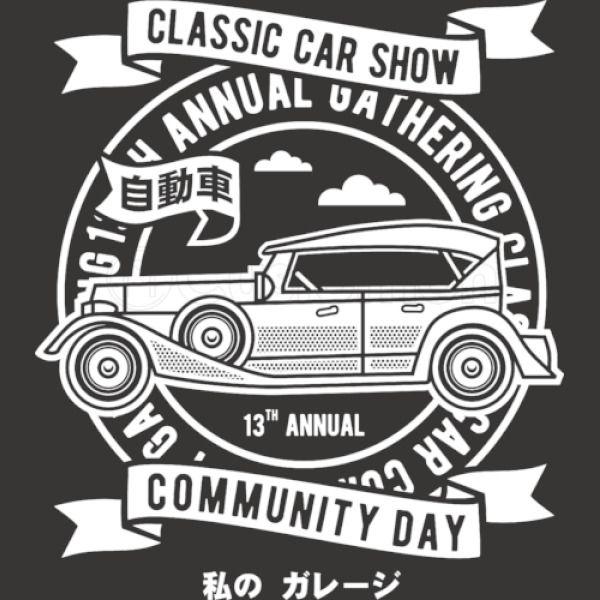 Classic Car Show Baseball Tshirt Customoncom - Car show t shirts