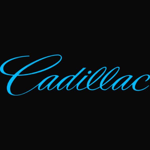 fa2d5f7db38fe Cadillac Logo Unisex Hoodie