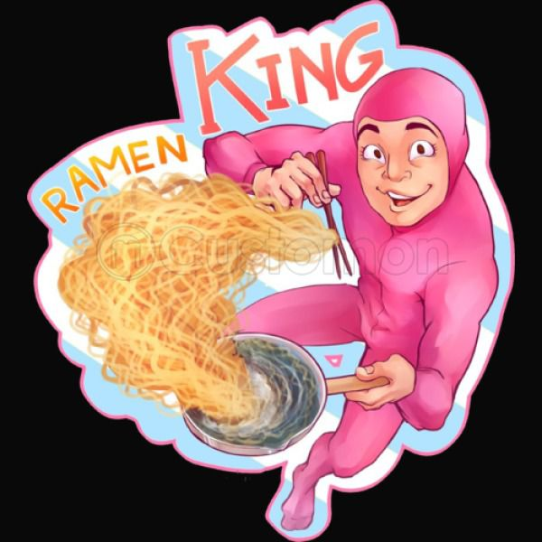 Filthy Frank Pink Guy Ramen King Apron Customoncom