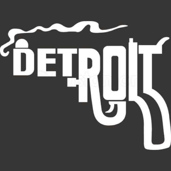 Detroit Smoking Gun Apron Customoncom