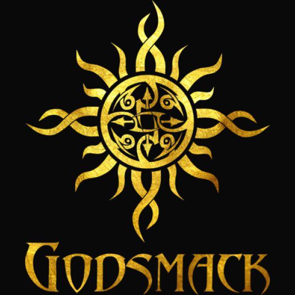 Godsmack New Tribal Logo Gold Edition Pantie Customon